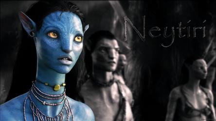Neytiri AVATAR Day 2012 by EternalEnigma7658