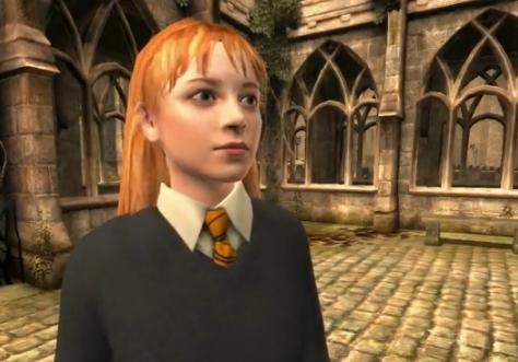 Susan Bones - Wii Harry Potter by MovieSingersBooks