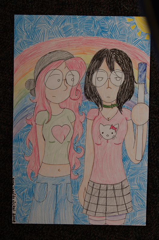 American Gothic: A Tribute by tehmandy
