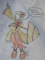 KANA KANA KANA - Colored by tehmandy