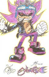 Super Scourge by Sonicfoxbat