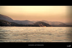 golden afternoon by archonGX