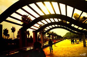 long walk... by archonGX