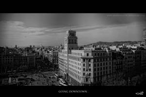 going downtown by archonGX