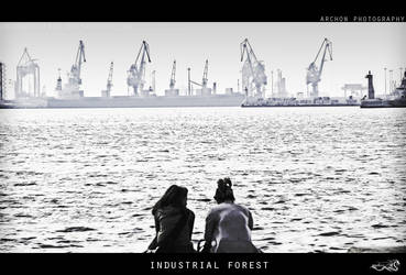 industrial forest by archonGX