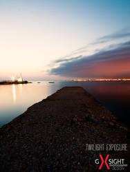 twilight exposure by archonGX
