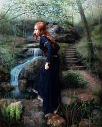 Her Strange Pilgrim by ForlornExistence