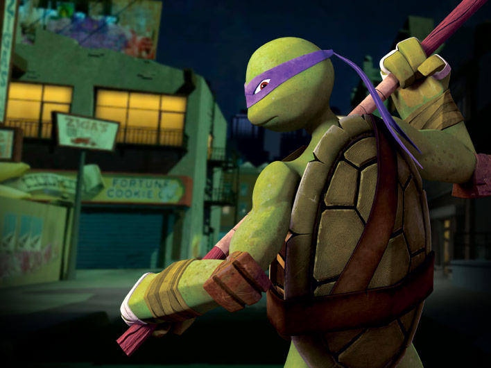 Tmnt Donatello Song