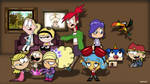 Grey's Home for Imaginary Characters