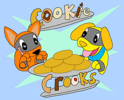 Speedy and Dogo: Cookie Crooks!