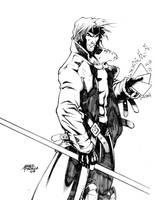 Gambit by arielpadilla