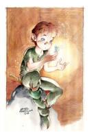 Peter Pan by arielpadilla