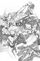 Fantastic Four by arielpadilla