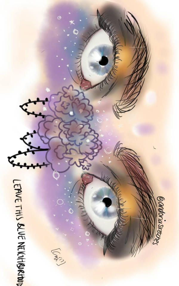 eye see you by Andoriasketches
