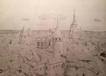 Tallinn by theantist