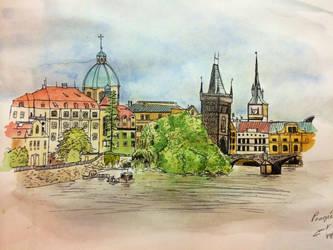 Prague by theantist