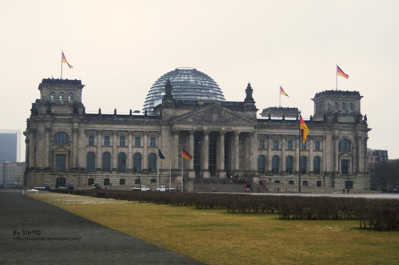 reichstag at berlin city - photo #38