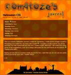Halloween Coma by paridox