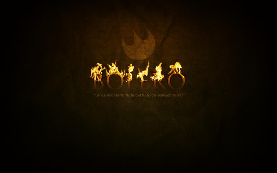 Bolero of Fire by paridox