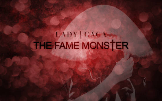 The Fame Monster by paridox
