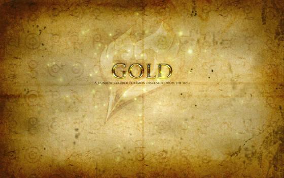 Heart Gold by paridox