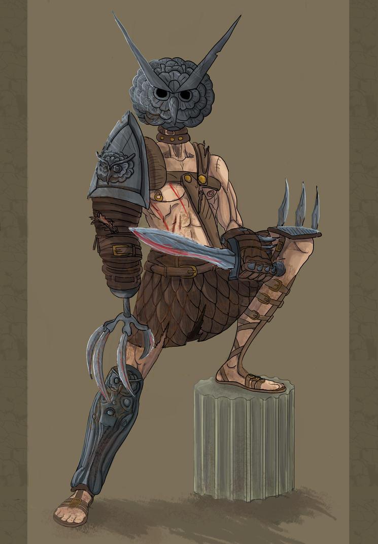 Gladiator by IDacke