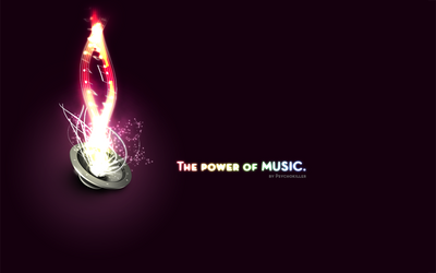 The power of MUSIC. by joaopedro007