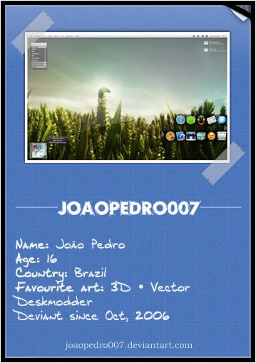 joaopedro007's Profile Picture