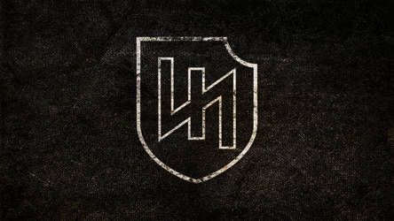 2nd SS Panzer Division Flag