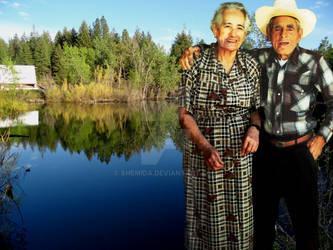 Mama Marcelina Y Papa Ramon
