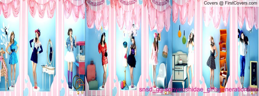 snsd gee japanese facebook cover 2 by alisonporter1994