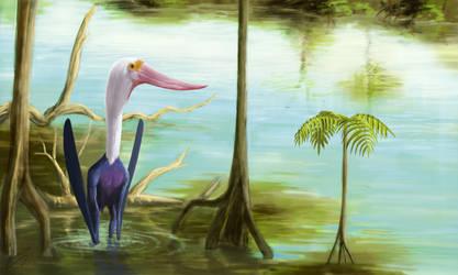 Kem Kems mangrove wanderer by Damir-PradoT