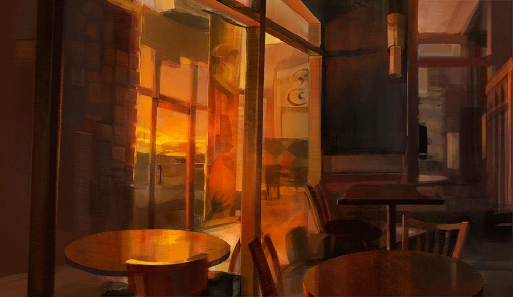 Apocalyptic Panera -Imagined by Zirngibl