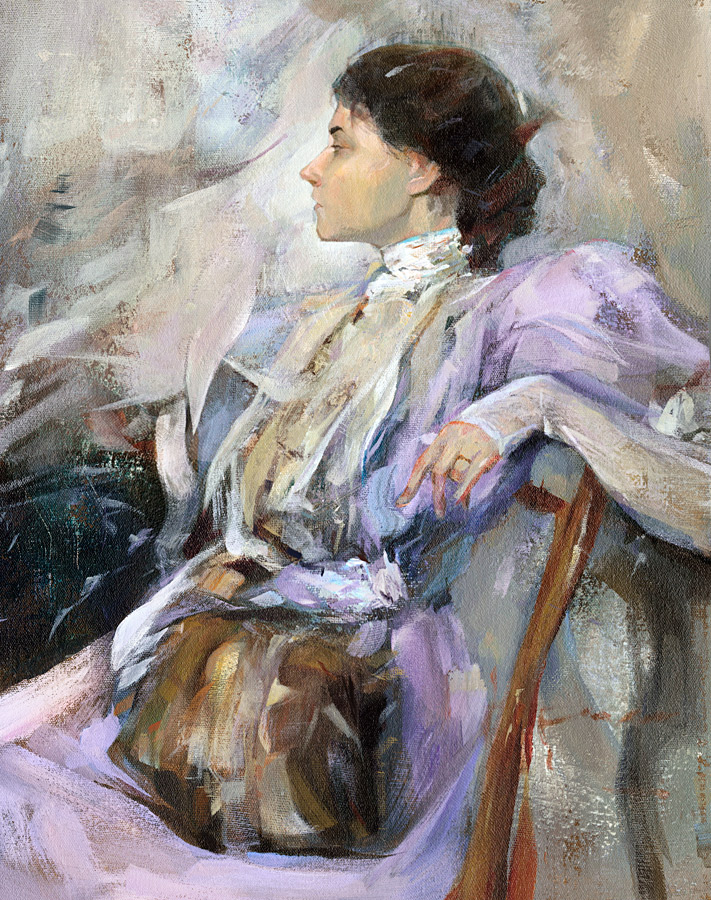 Nicolai fechin master copy by zirngibl on deviantart for Paintings to copy