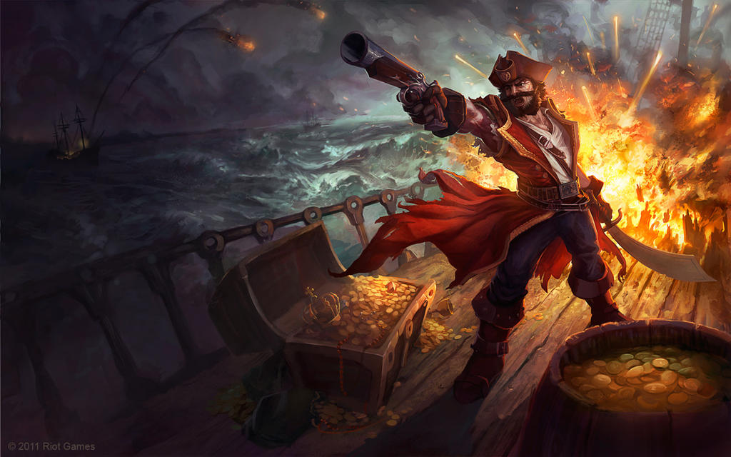 Shaco Build S7: Gangplank Build Guide : Yo Ho Ho, And A Bottle Of... Rum