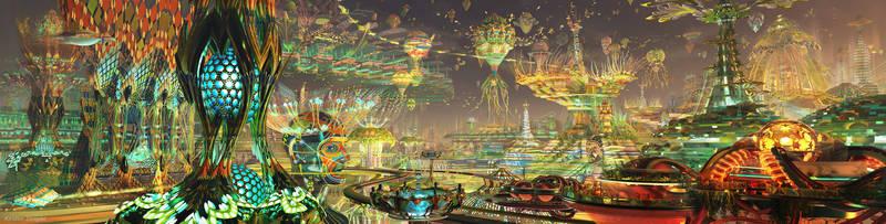 Metroplayitan Expanse by Zirngibl