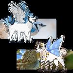 [Guest Adopts - OTA] Nature Blues -CLOSED-