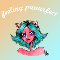 Feeling puuurfect by analubelico