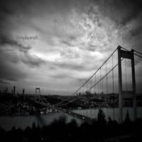 IstanbuL - The Bosphorus by arslansinan