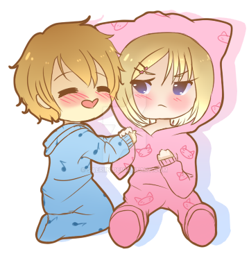 HG-TH: onesies by saeriin