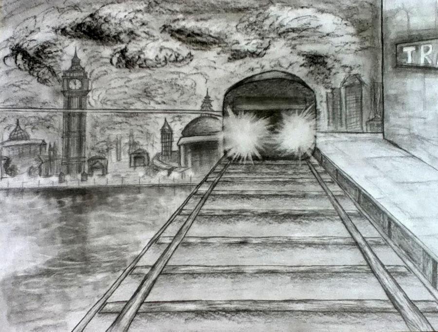 Parallel London by RebekahKroeplin