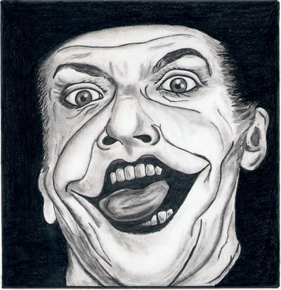 Jack Nicholson: The Joker by Romi07