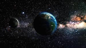 Earth 'n' Moon