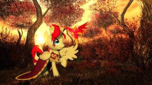 Princess of Autumn by Powdan