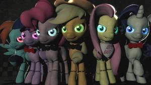 Ponytronics