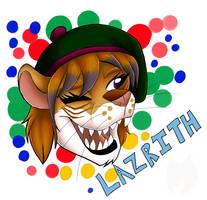 Lazrith Headshot