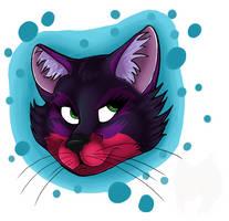Violet badge