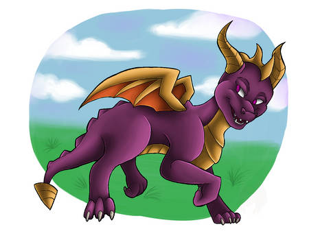 Welcome Back Spyro!