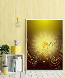 Energiebild sonne