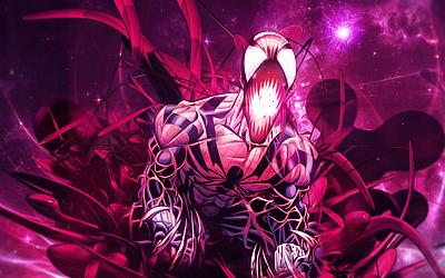 Spider Carnage by Skrillex10